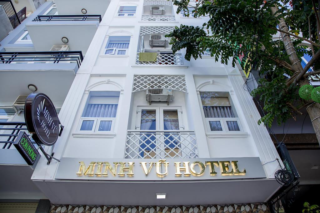 Minh Vu Hotel and Apartment