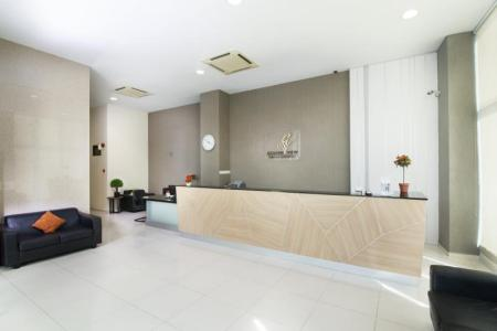Lobby Golden View Serviced Apartments