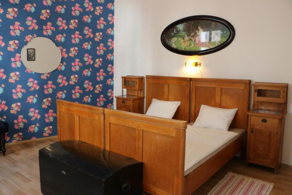 Double or Twin Room with Shared Bathroom Hostel Boudnik