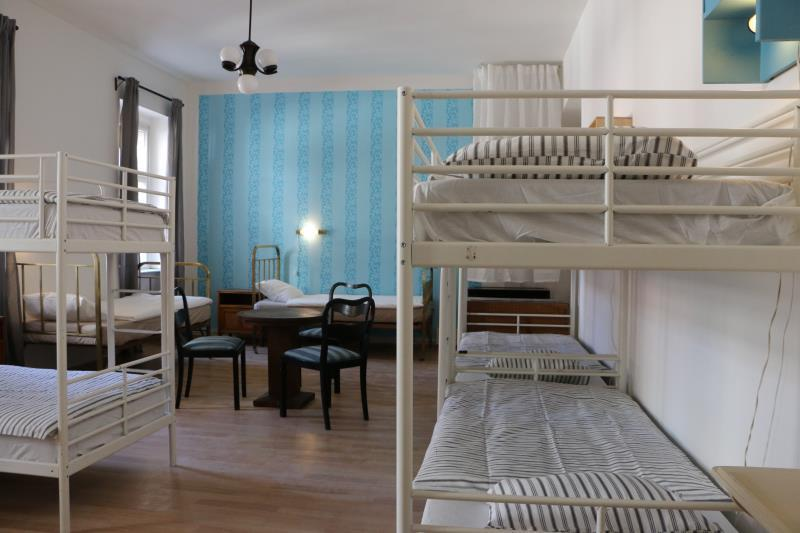 1 Person in 10-Bed Dormitory - Mixed