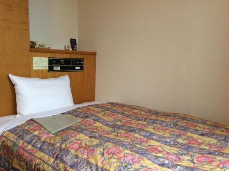 Single Room - Smoking Business Hotel New Star Nagoya