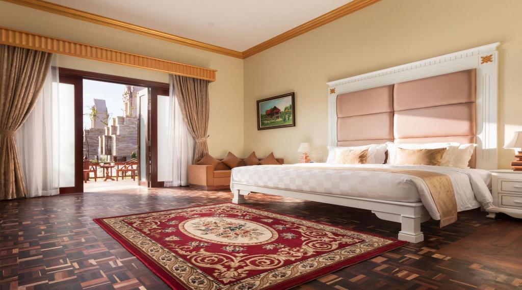 Sokha Siem Reap Resort & Convention Center, Cambodia