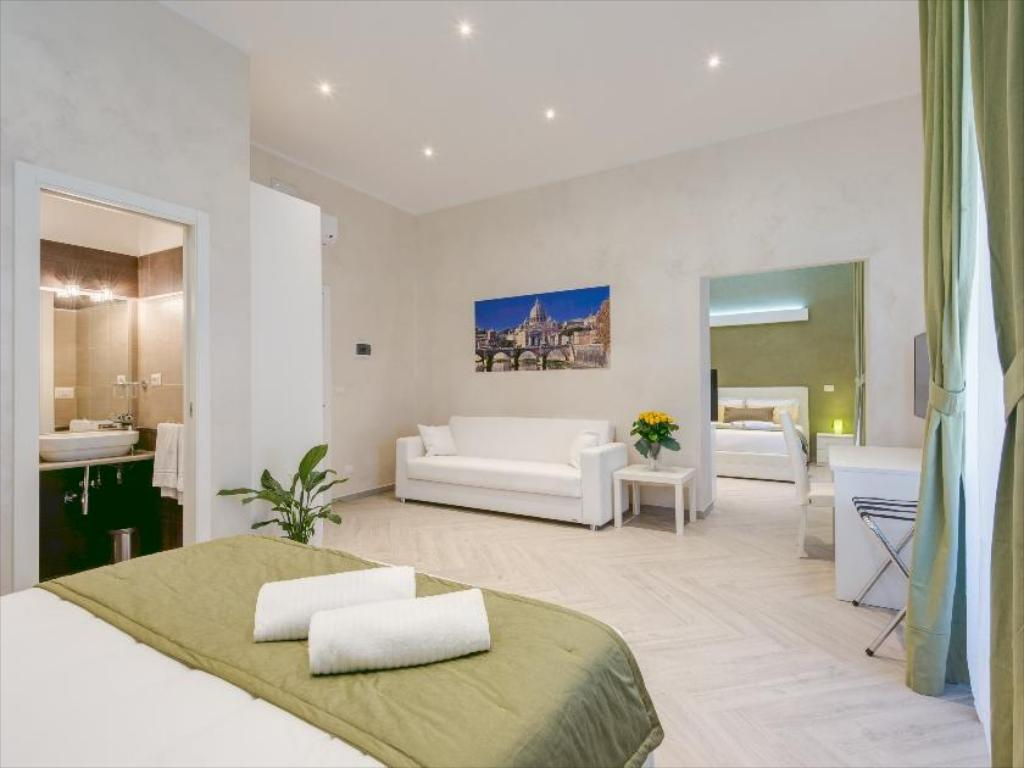 Penta Luxury House Guesthouse Bed And Breakfast Rome