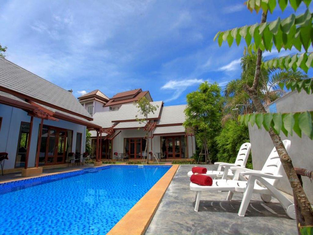 Swimming pool Ardea Resort Pool Villa