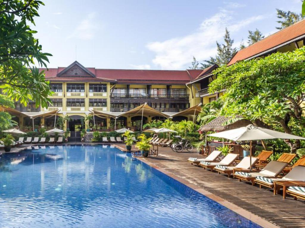 More about Victoria Angkor Suites