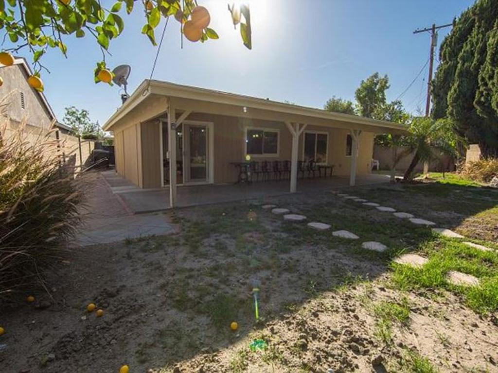 Anaheim Three Bedroom Home