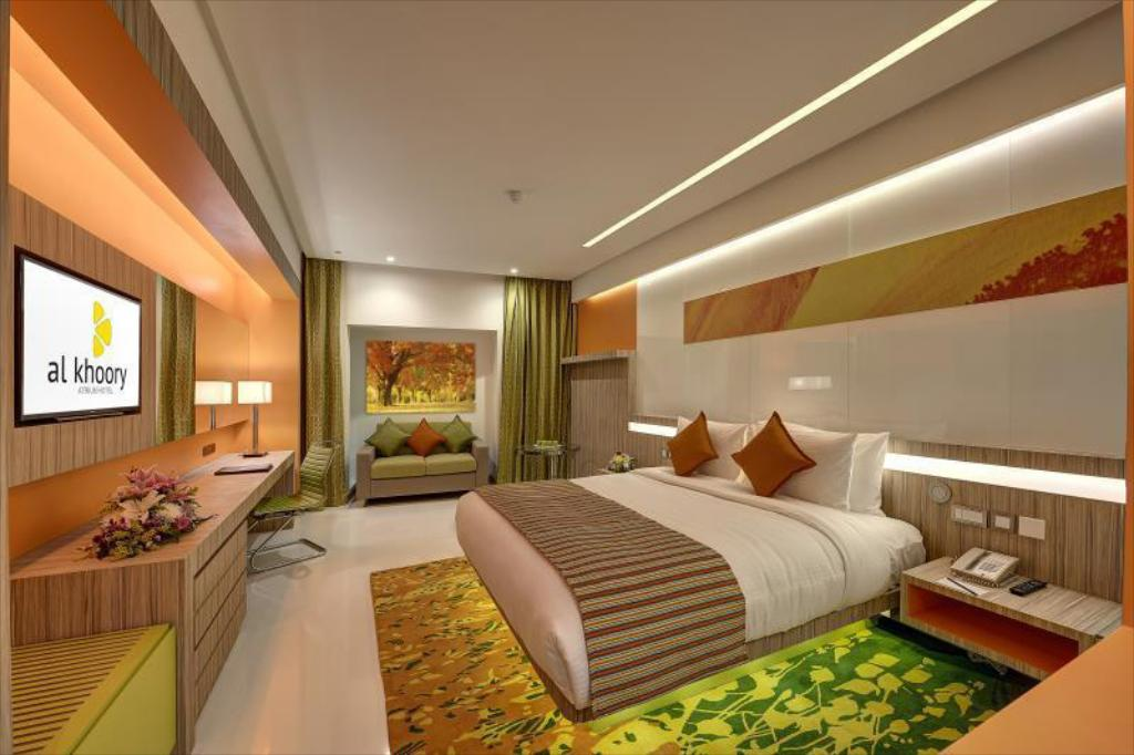 Superior  Double or Twin Room  - Bedroom Al Khoory Atrium
