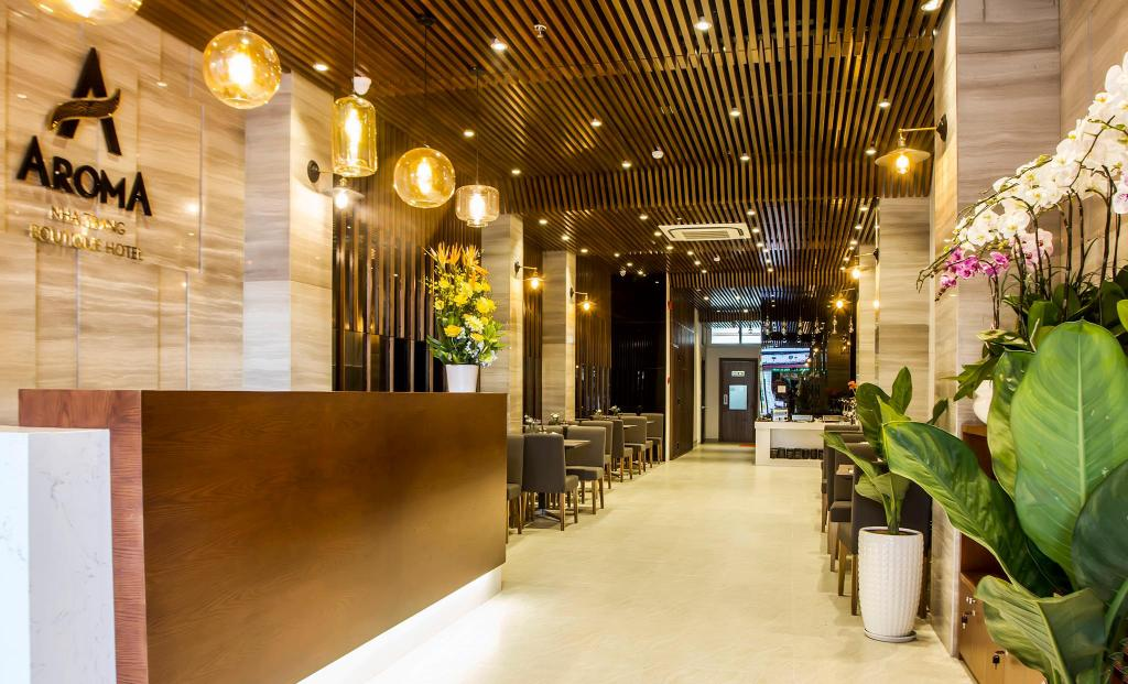More about Aroma Nha Trang Boutique Hotel
