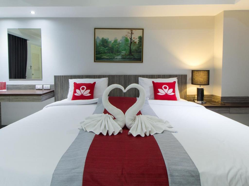 Superior Double Room ZEN Rooms Yaowarat soi 7