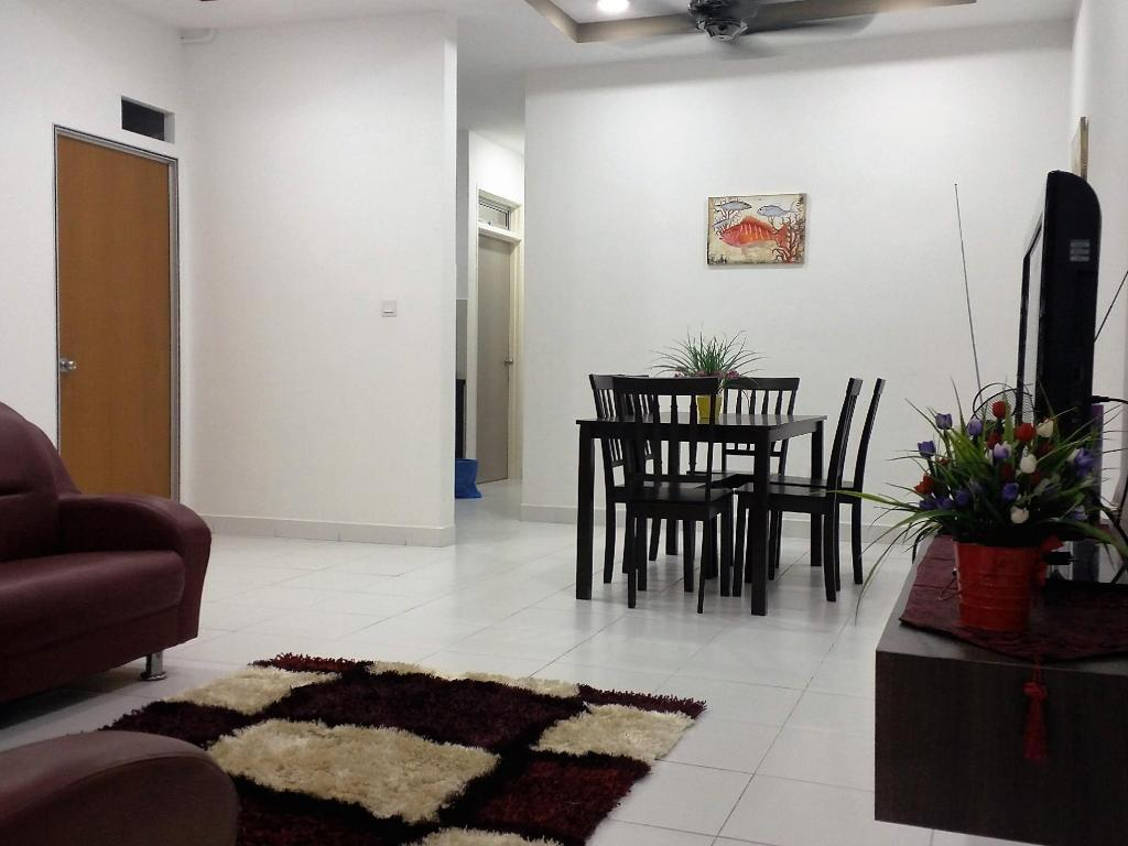 Interior view Nusajaya JB Guest House