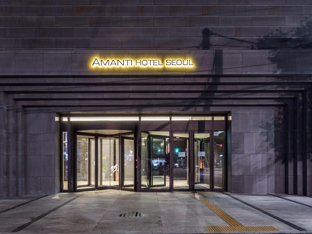 More about Amanti Hotel Seoul