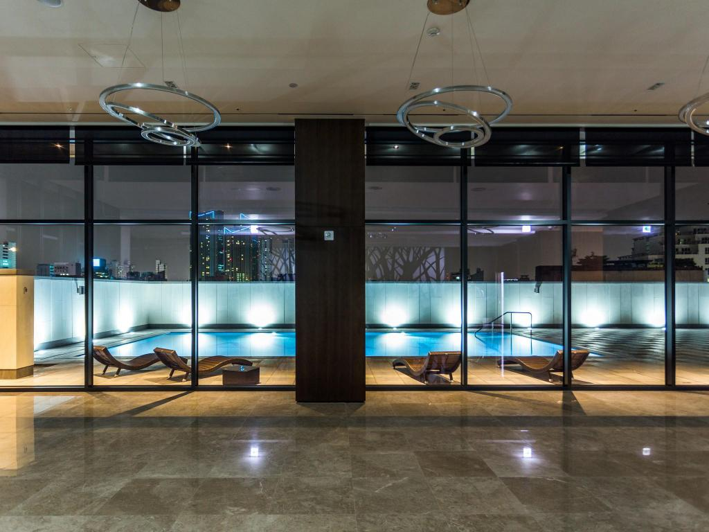 Swimming pool [outdoor] Amanti Hotel Seoul