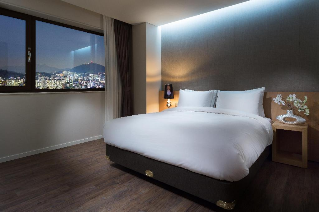 Standard Double - View Amanti Hotel Seoul