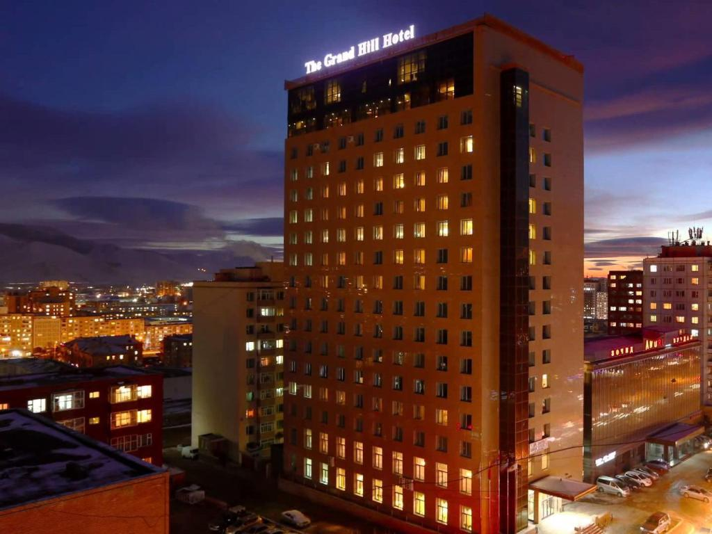 The Grand Hill Hotel Ulaanbaatar