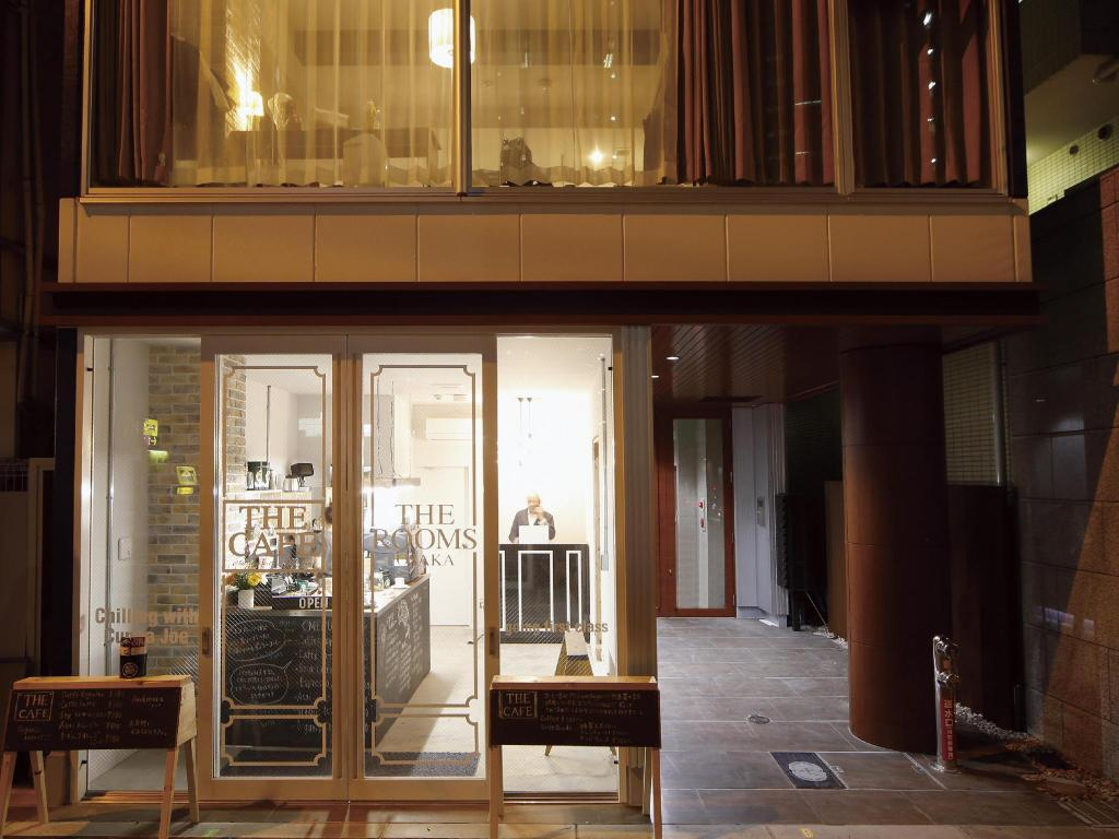 The Rooms大阪 (The Rooms Osaka)