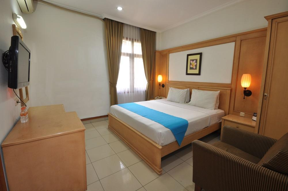 Kamar Suite Double atau Twin (Suite Room Double or Twin)