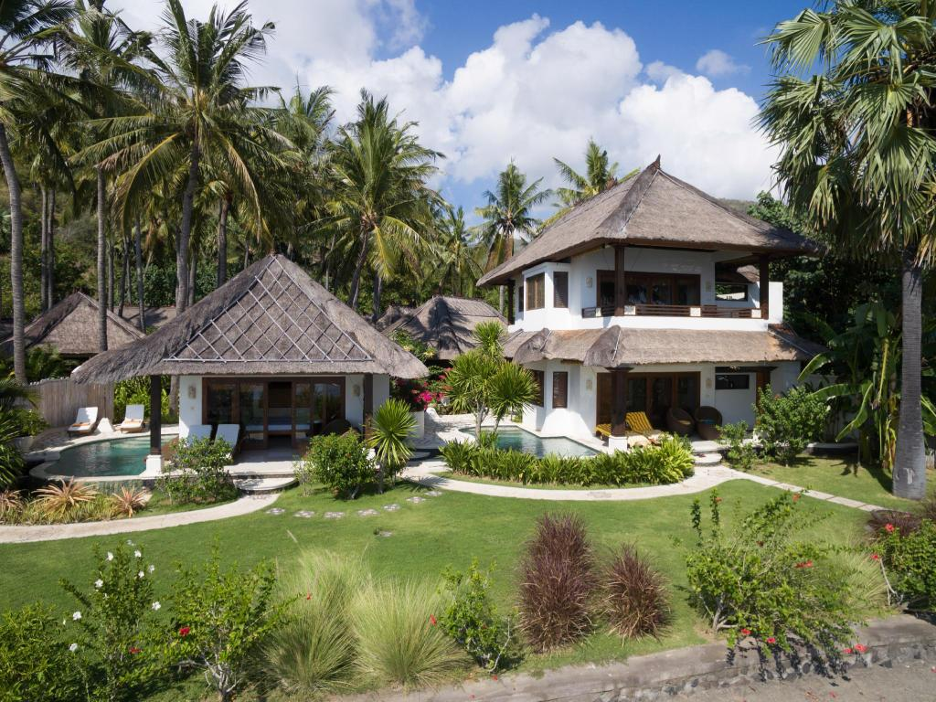 Best Price on Palm Garden Amed Beach & Spa Resort Bali in Bali + Reviews