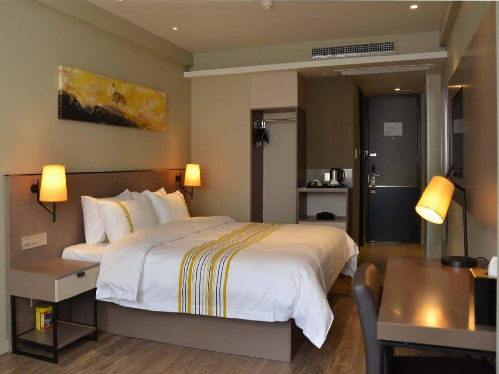 Selected Business Queen Room Home Inn Plus Beijing Agriculture Exhibition Changhong Bridge Branch