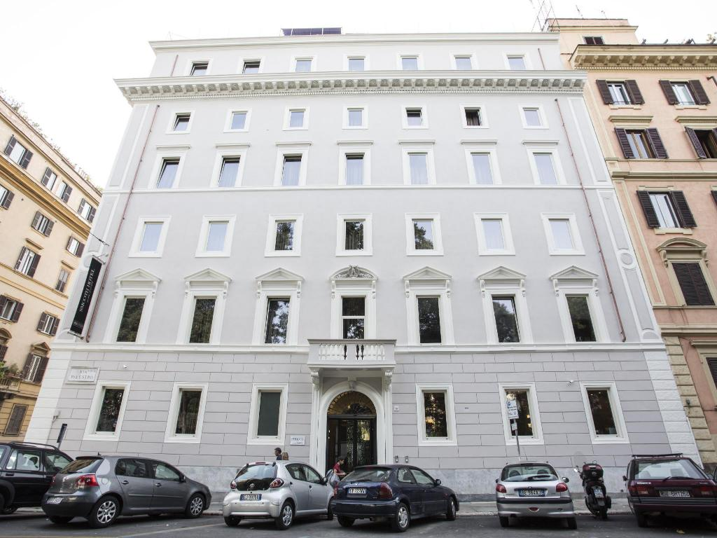Smooth Hotel Rome Termini (Italy)   FROM $89 - SAVE ON AGODA!