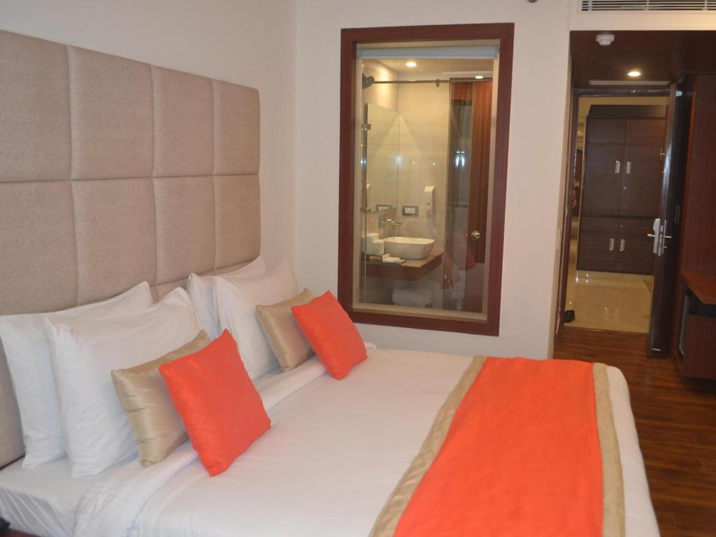 Ahuja Residency Noida Noida Map And Hotels In Noida Area New Delhi And Ncr