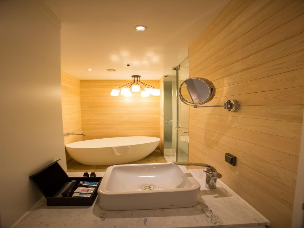 Bathroom Hotel Soulhada