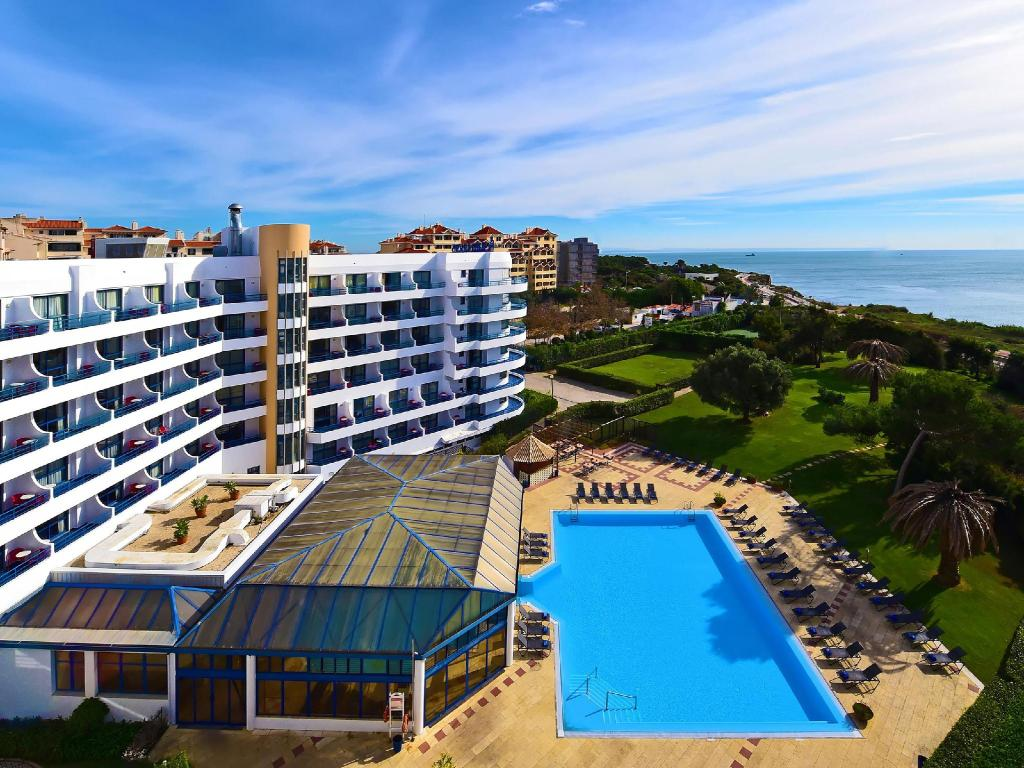 佩斯塔納卡斯凱斯海會議旅館公寓 (Pestana Cascais Ocean and Conference Aparthotel)