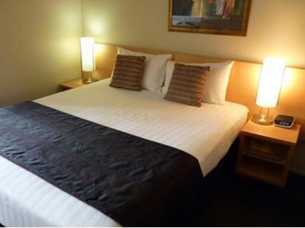 Hotel - Executive-værelse Ashley Hotel Greymouth