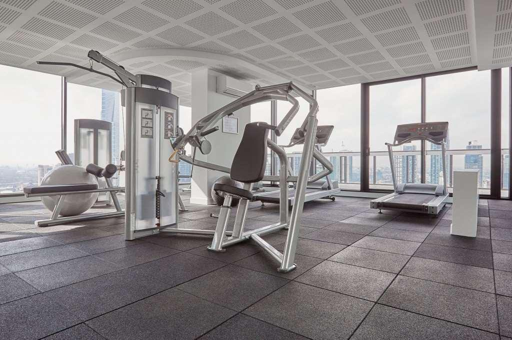 Fitness center Punthill Apartments Hotel - Northbank 560 Flinders Street