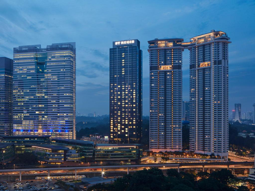 The St  Regis Kuala Lumpur in Malaysia - Room Deals, Photos & Reviews
