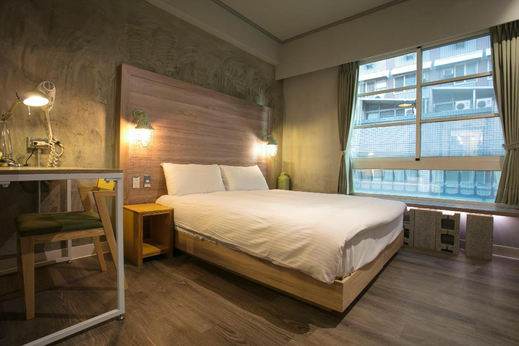 Tomer Hostel Taichung