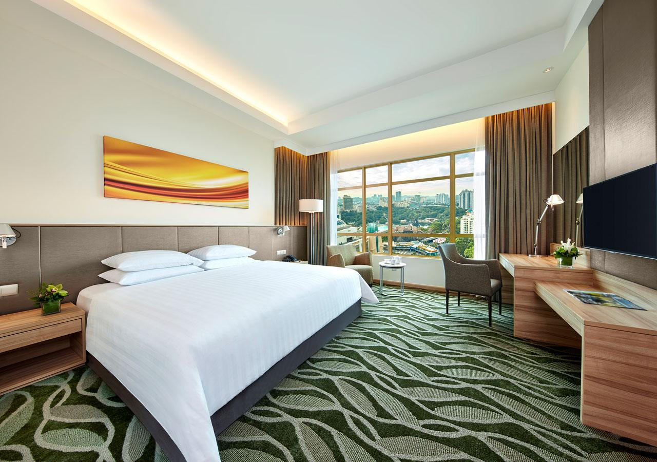 Deluxe Plus Executive Park View Room