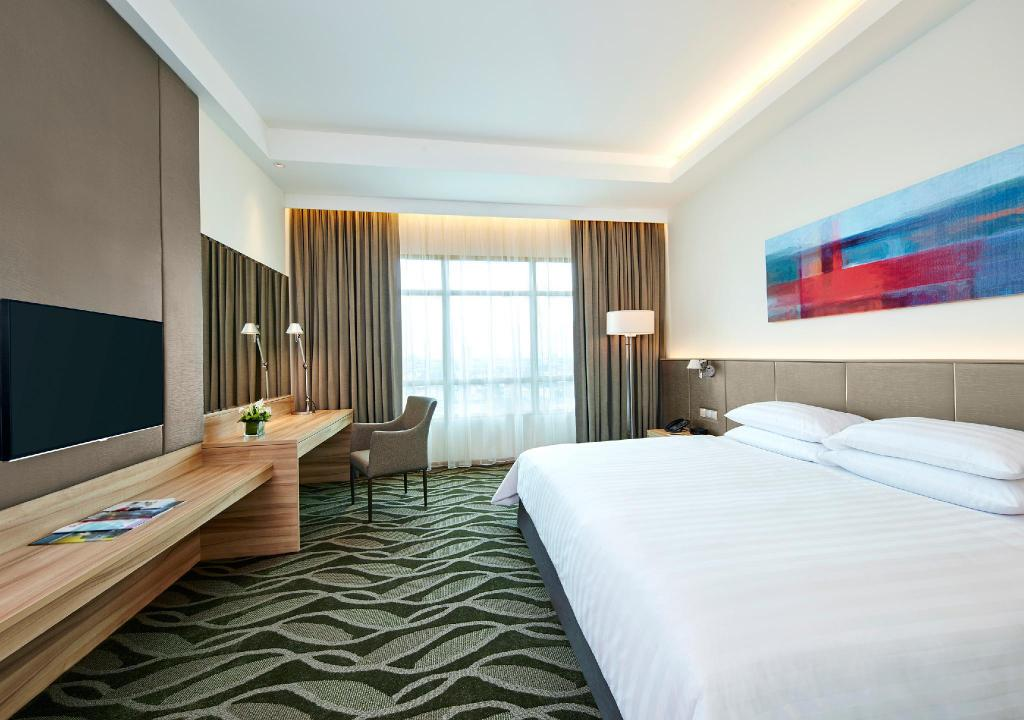 Deluxe Plus - Bed Sunway Clio Hotel @ Sunway Pyramid Mall
