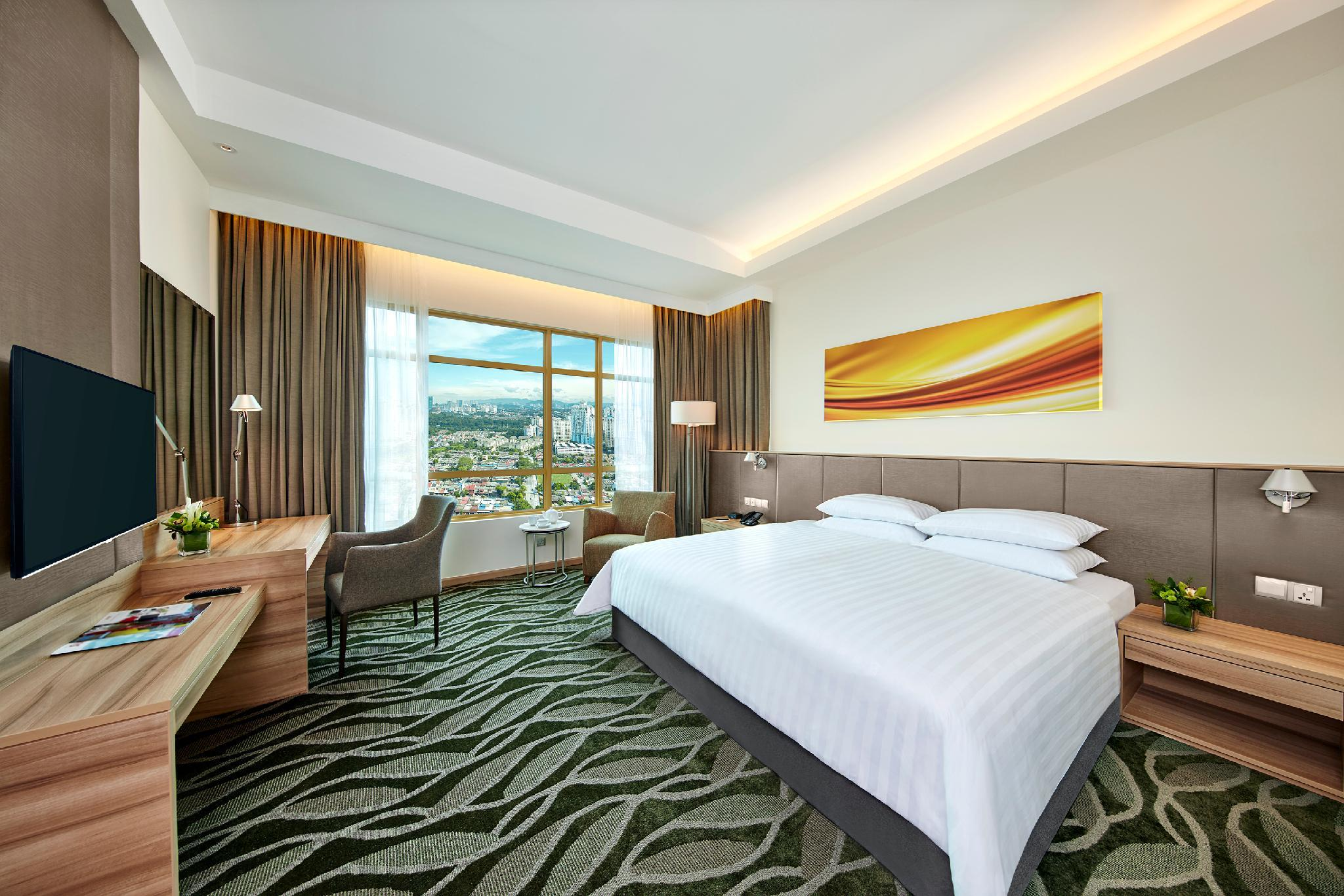 Deluxe Plus Executive Room