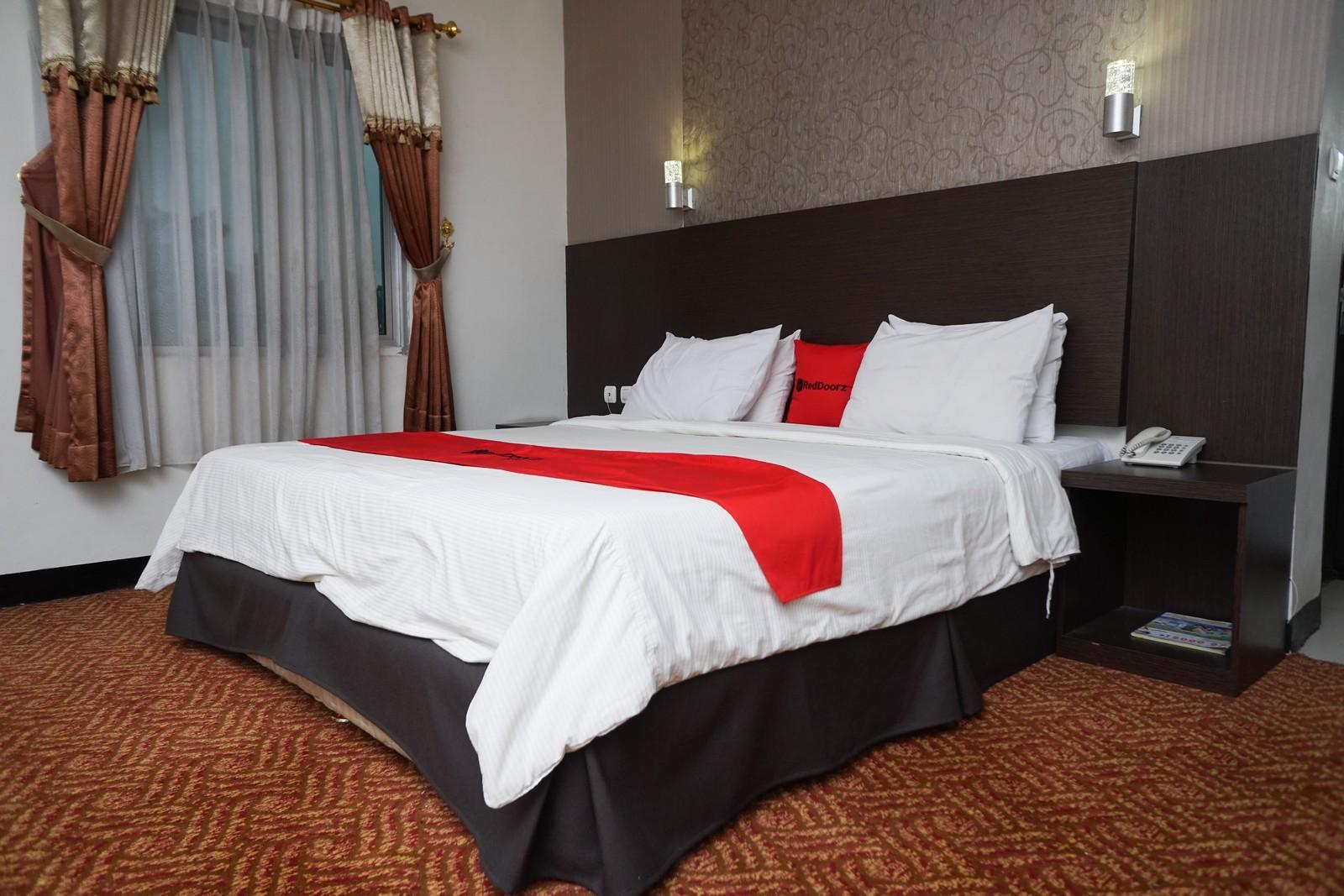 Penawaran Terbatas - Kamar Double RedDoorz (Limited Time Offer - RedDoorz Double Room)