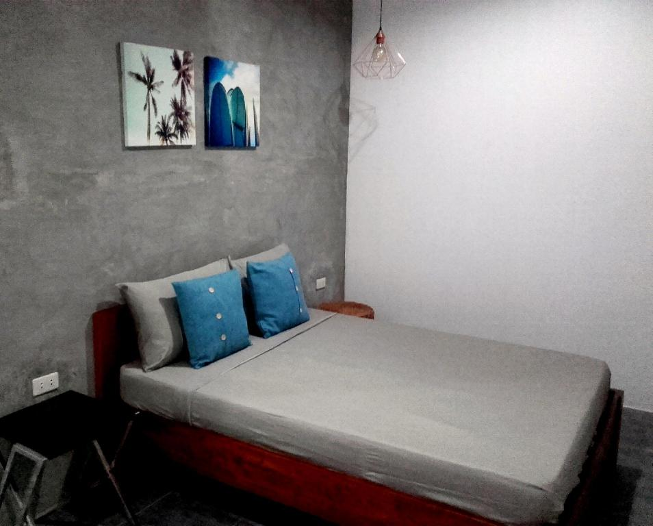 Bungalow  - 2 pax - Bed Alona Pawikan