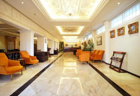 Lobby D Salvatore Art and Boutique Hotel