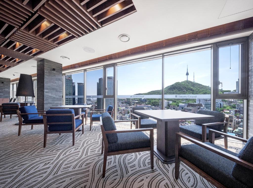 Tmark Grand Hotel Myeongdong Seoul Sudkorea Preise 2020 Agoda