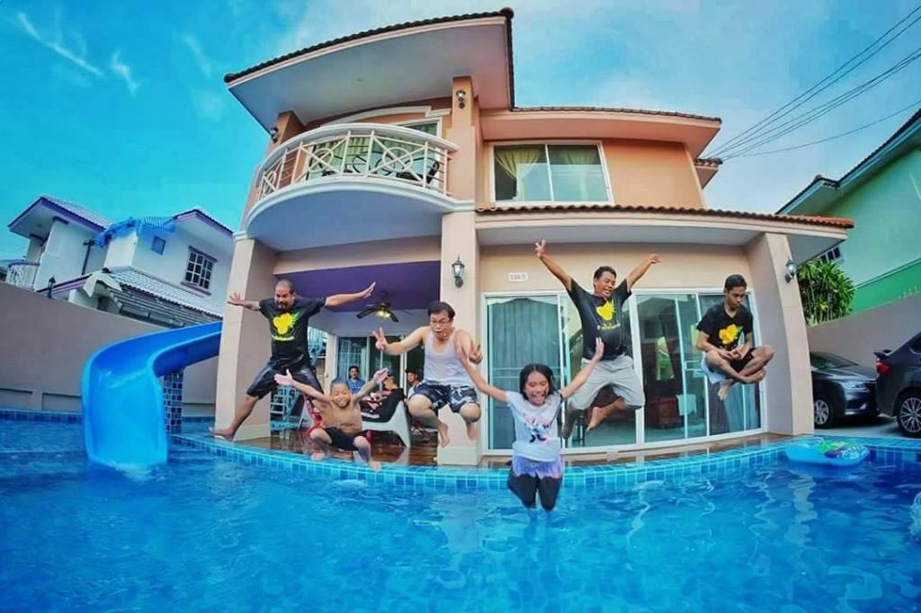 Pattaya Pool Villa