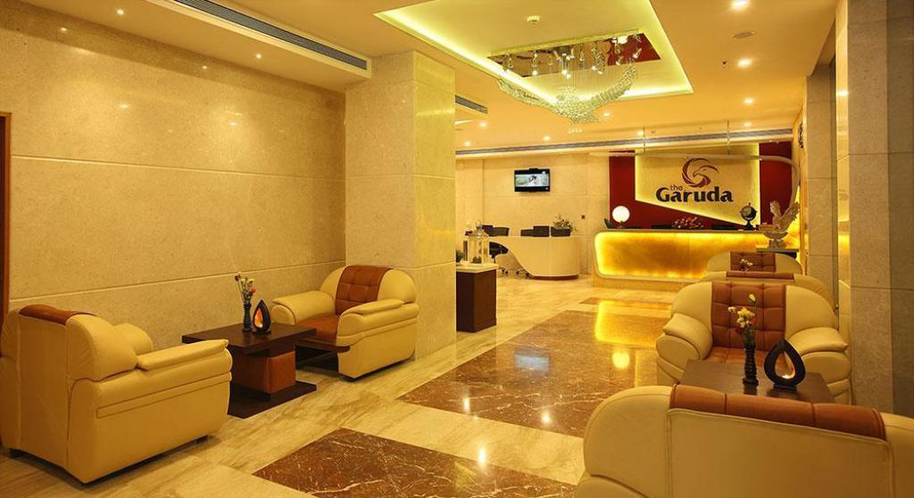 Lobby The Garuda Hotel