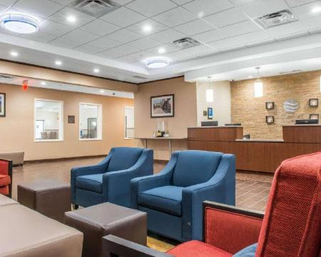 Hol Comfort Inn And Suites Pittsburgh