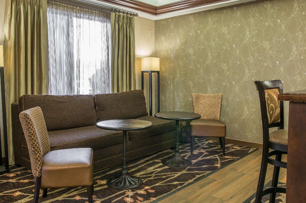 Interno Quality Inn Fremont
