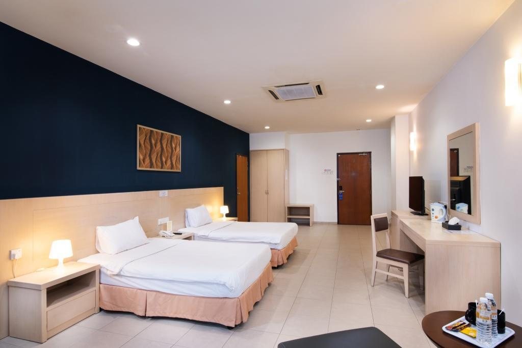 Superior (Twin Or Double) - Bed Golden View Serviced Apartments