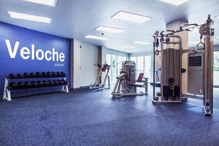 gym The Ark by Veloche Group