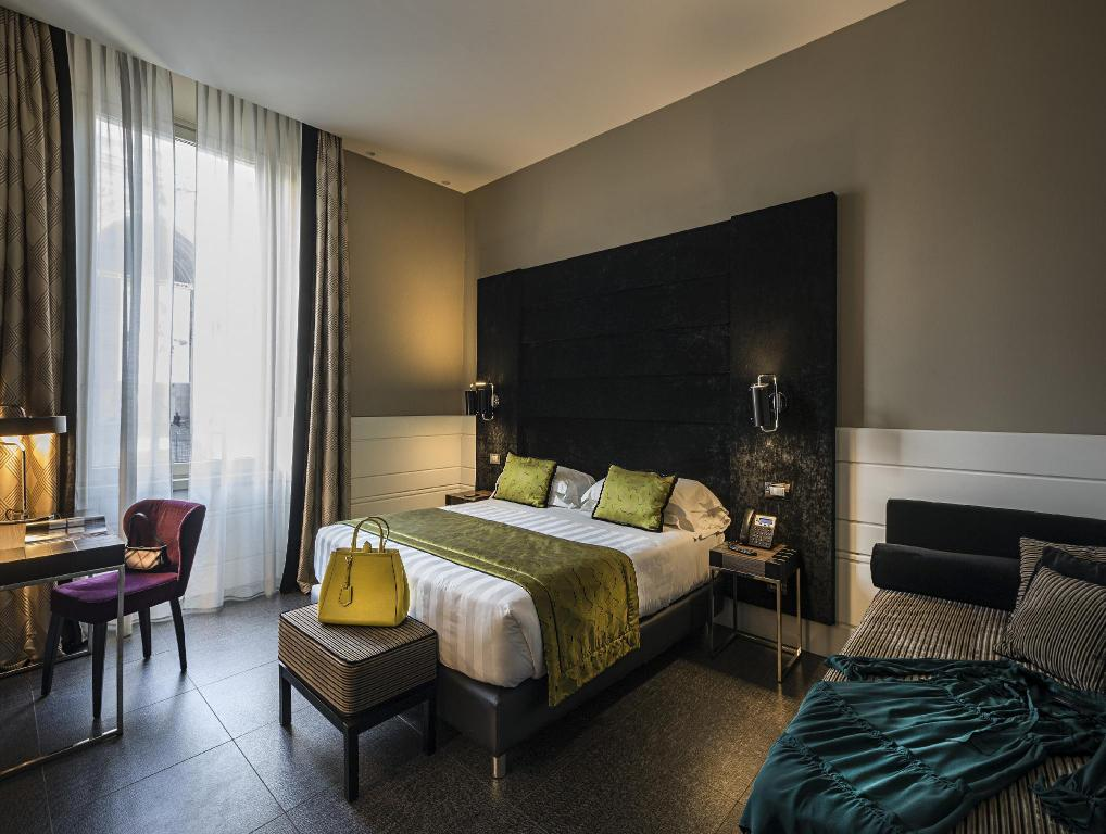 Guestroom Rome Glam Hotel