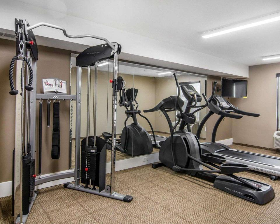 Fitness center Comfort Inn South Chesterfield - Colonial Heights