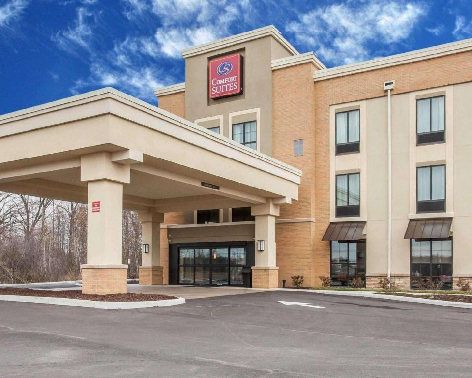 Comfort Suites Youngstown North
