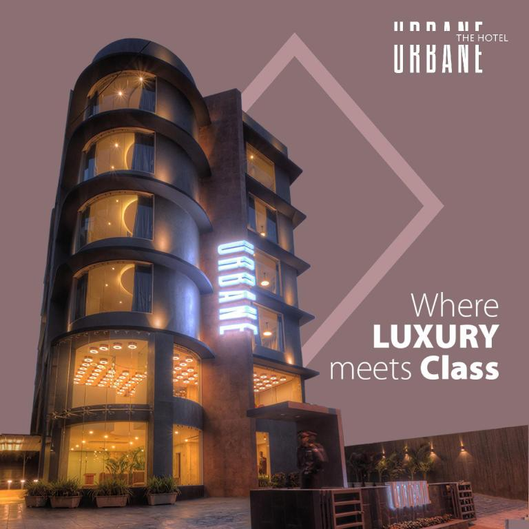 More about Urbane The Hotel