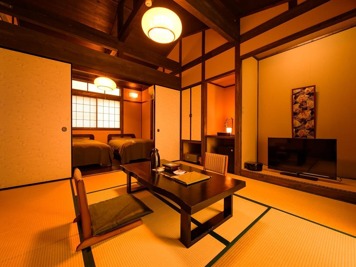 Japanese Western Style Room with Open-Air Bath - Non-Smoking