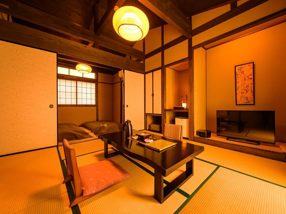 Japanese Style Room with Open-Air Bath - Non-Smoking