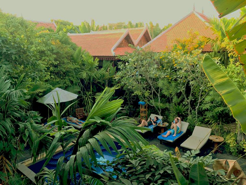 More about Malu Khmer Villa